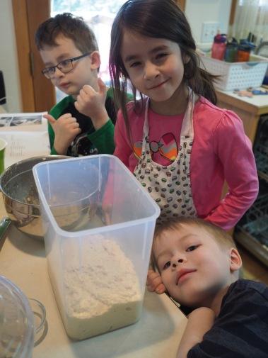 Apprentice Bakers