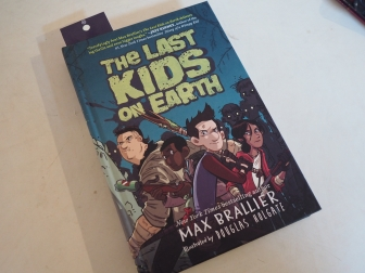 Our fourth chapter book of the year. The kids really loved this one. Hilarious, action-packed, fun illustrations, etc.