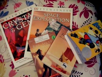 Extra Books