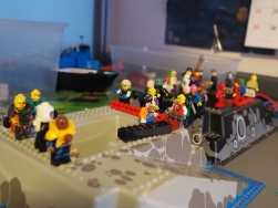 Day 34 - LEGO Super Villains Incorporated