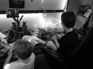 Day 39 - The LEGO Lab