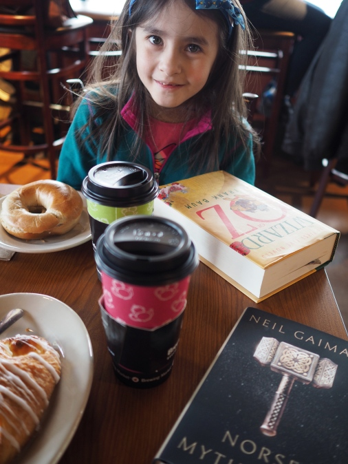 Day 49 - Book date at the coffee shop