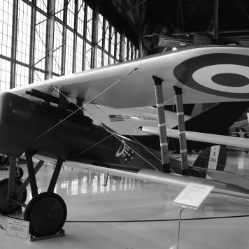 Nieuport 28C-I Replica