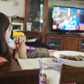 The kids have recently found a new favorite show. Masterchef Jr., which seems pretty perfect for kids who love to cook.
