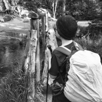 Hiking Emmaline Lake Trail, Part 1