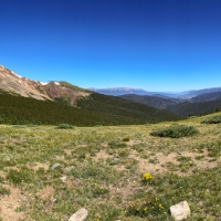 Backpacking Adventures - The Colorado Trail in 2018